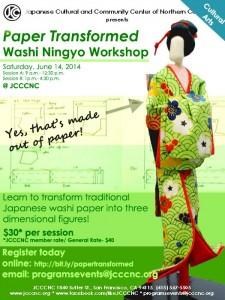 Washi Ningyo June