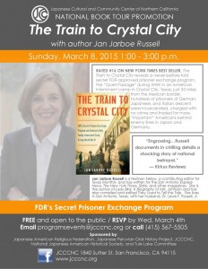 Train to Crystal City_Flyer