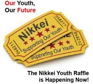 nikkei youth raffle