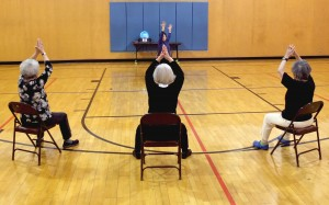 Virtual Sr. Chair Aerobics Class @ Online | San Francisco | California | United States
