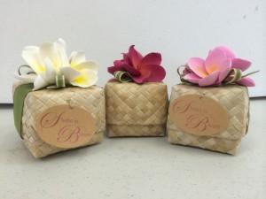 Plumeria Hawaiian Gift Box