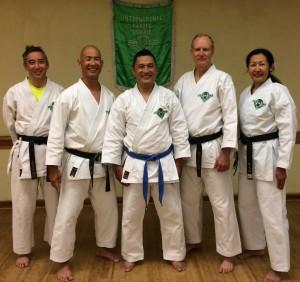 sf karate