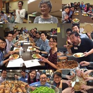 Baachan's Kitchen Collage