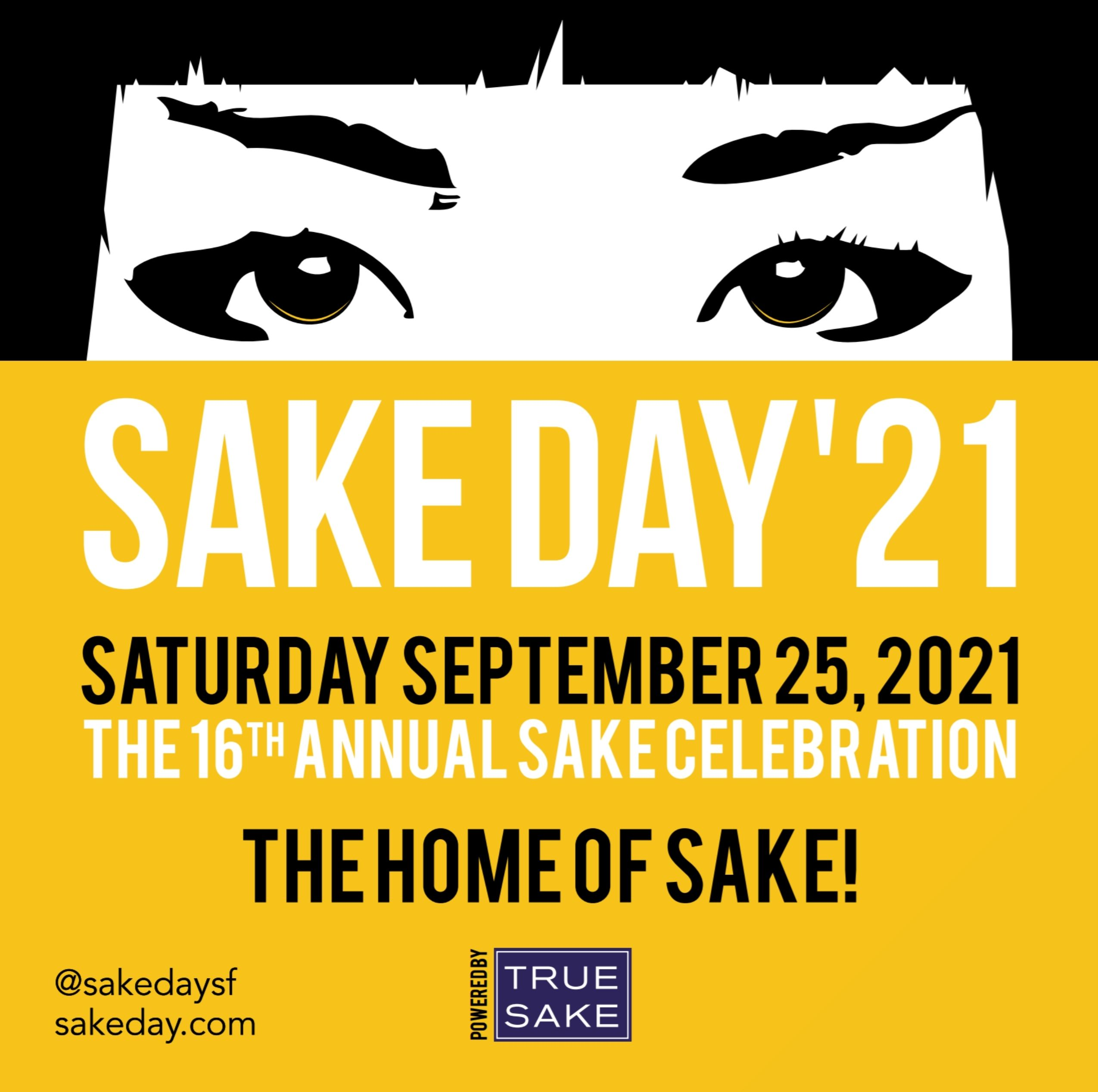 Sake Day Tickets On Sale Now